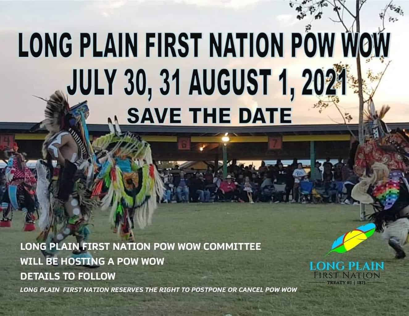 Long Plain First Nation Pow Wow
