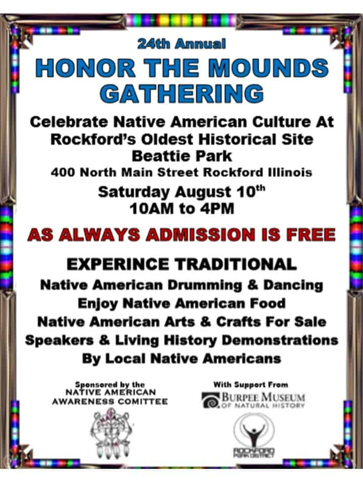 24th Annual Honor the Mounds Gathering (2019)