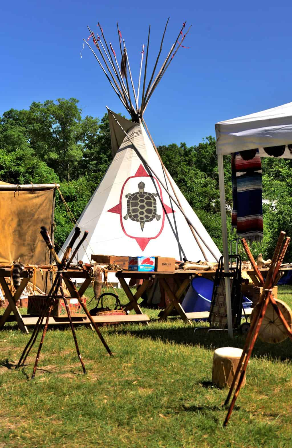 (Cancelled) 46th Annual Native American Pow-Wow and Craft Fair