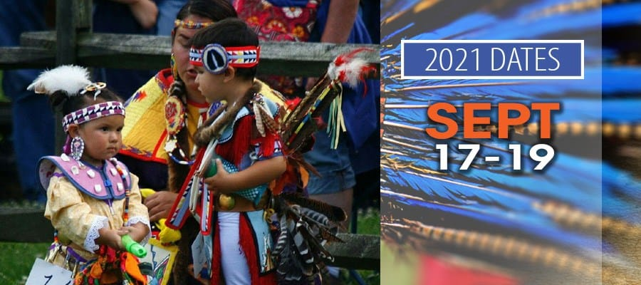 Mohican Indian Pow Wow